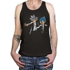 Suoer Fiction - Tanktop - Tanktop - RIPT Apparel