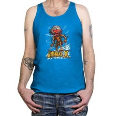 Animal X - Tanktop - Tanktop - RIPT Apparel