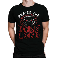 Praise The Dark Lord - Mens Premium - T-Shirts - RIPT Apparel