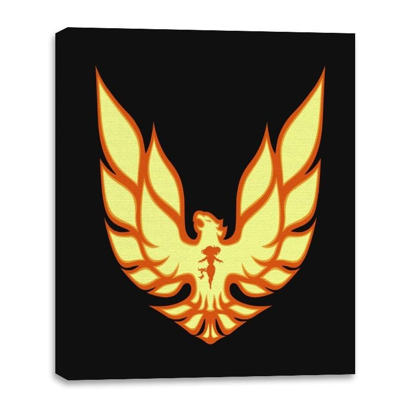Firebird - Canvas Wraps - Canvas Wraps - RIPT Apparel