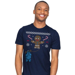 Ugly Cookie! - Mens - T-Shirts - RIPT Apparel