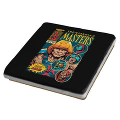 The Eternian Masters - Coasters - Coasters - RIPT Apparel