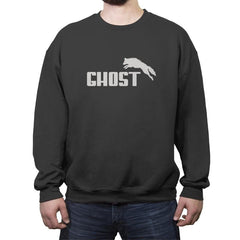 Ghost - Crew Neck Sweatshirt - Crew Neck Sweatshirt - RIPT Apparel