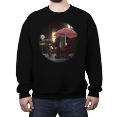 My neighbor Hagrid - Crew Neck Sweatshirt - Crew Neck Sweatshirt - RIPT Apparel