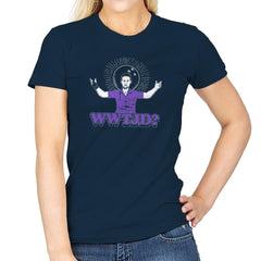 WWTJD? Exclusive - Womens - T-Shirts - RIPT Apparel