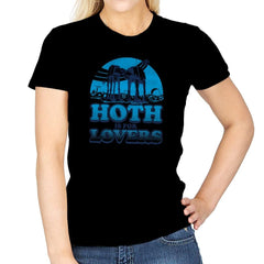 Hoth is for Lovers Exclusive - Womens - T-Shirts - RIPT Apparel