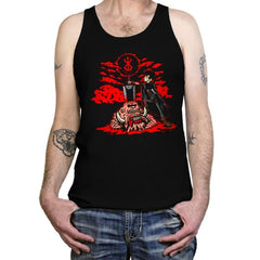 The Hunk of Iron - Tanktop - Tanktop - RIPT Apparel