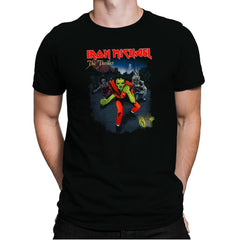 Iron Michael: The Thriller Exclusive - Mens Premium - T-Shirts - RIPT Apparel