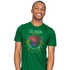 Celadon Gym - New Year's Evolutions - Mens - T-Shirts - RIPT Apparel