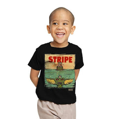 Stripe - Youth - T-Shirts - RIPT Apparel