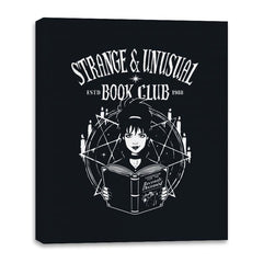 Unusual Book Club - Canvas Wraps - Canvas Wraps - RIPT Apparel