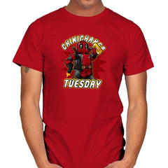 Chimichanga Tuesday Exclusive - Mens - T-Shirts - RIPT Apparel