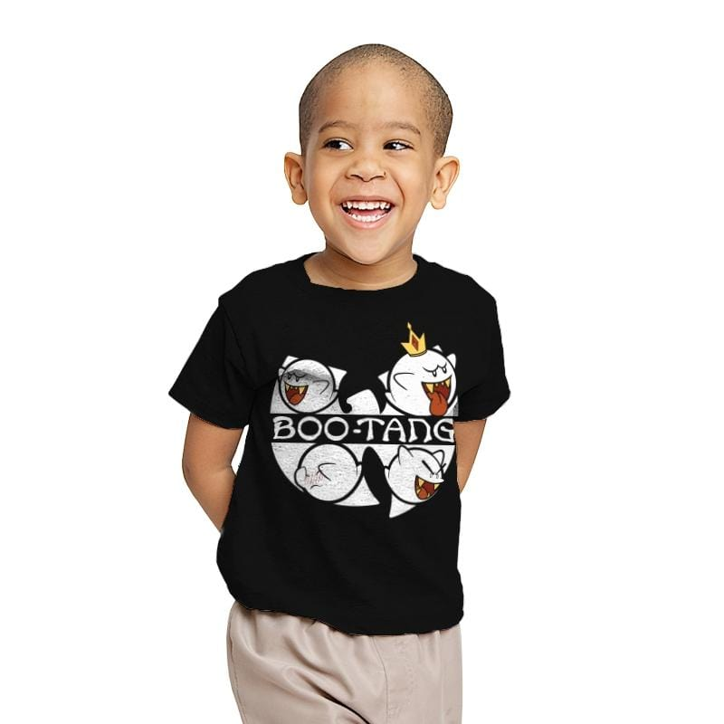 Boo-Tang Clan - Youth - T-Shirts - RIPT Apparel