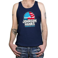 Johnson Hanks 2020 - Star-Spangled - Tanktop - Tanktop - RIPT Apparel