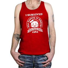 Survivor 1984 Reprint - Tanktop - Tanktop - RIPT Apparel
