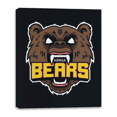 Harga Bears - Canvas Wraps - Canvas Wraps - RIPT Apparel