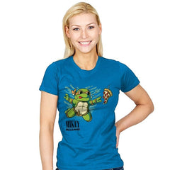 MIKEY - Pizzamind - Womens - T-Shirts - RIPT Apparel