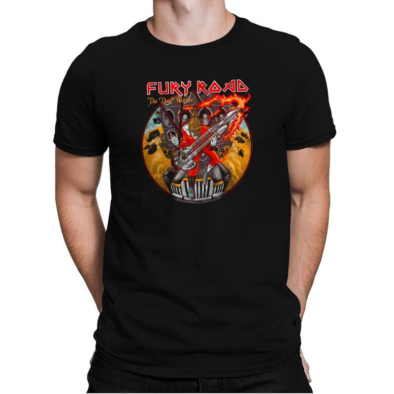 Fury Maiden: The Doofer Exclusive - Mens Premium - T-Shirts - RIPT Apparel