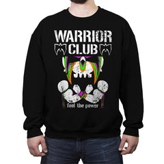 Warrior Club - Crew Neck Sweatshirt - Crew Neck Sweatshirt - RIPT Apparel