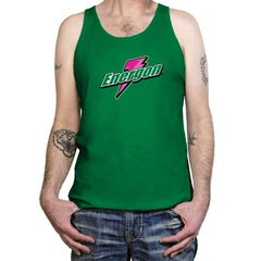 Energy In Disguise - Tanktop - Tanktop - RIPT Apparel
