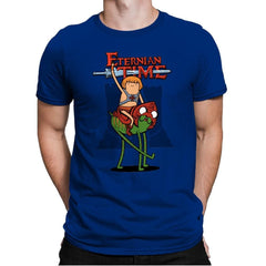 Eternian Time - Mens Premium - T-Shirts - RIPT Apparel