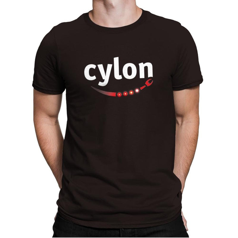 Cylon - Mens Premium - T-Shirts - RIPT Apparel
