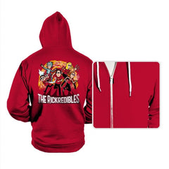 The Rickredibles - Hoodies - Hoodies - RIPT Apparel