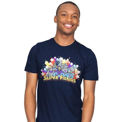 Super Fiends - Mens - T-Shirts - RIPT Apparel