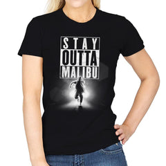 Outta Malibu - Womens - T-Shirts - RIPT Apparel
