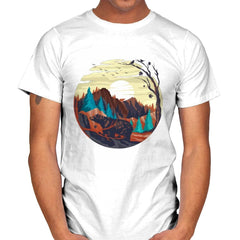 Nature Chill - Mens - T-Shirts - RIPT Apparel