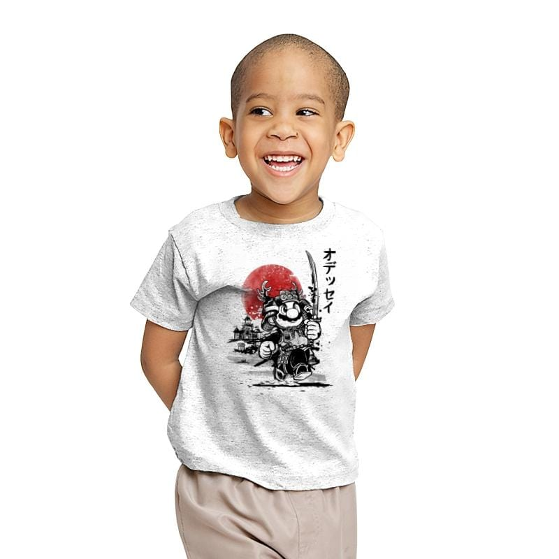 Samurai Odyssey - Youth - T-Shirts - RIPT Apparel