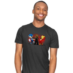Super Tiresome - Miniature Mayhem - Mens - T-Shirts - RIPT Apparel