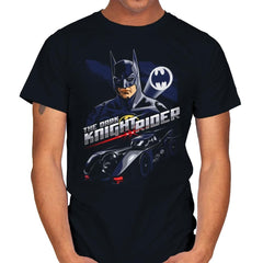 The Dark Knight Rider - Mens - T-Shirts - RIPT Apparel
