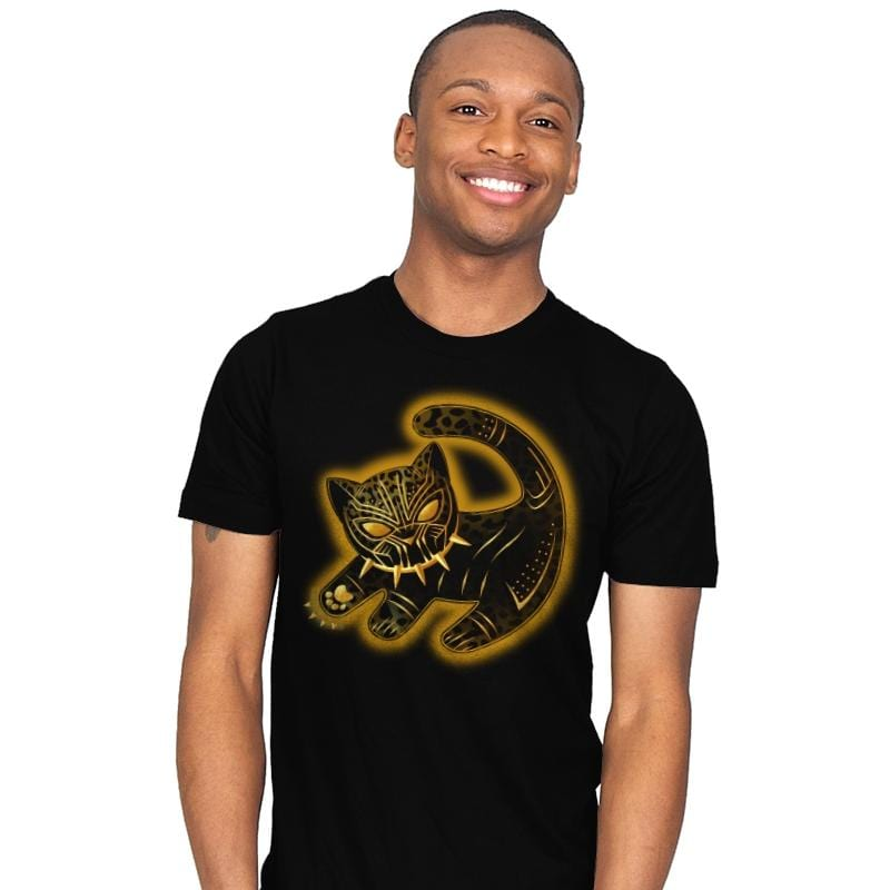 The Fake Panther King - Mens - T-Shirts - RIPT Apparel