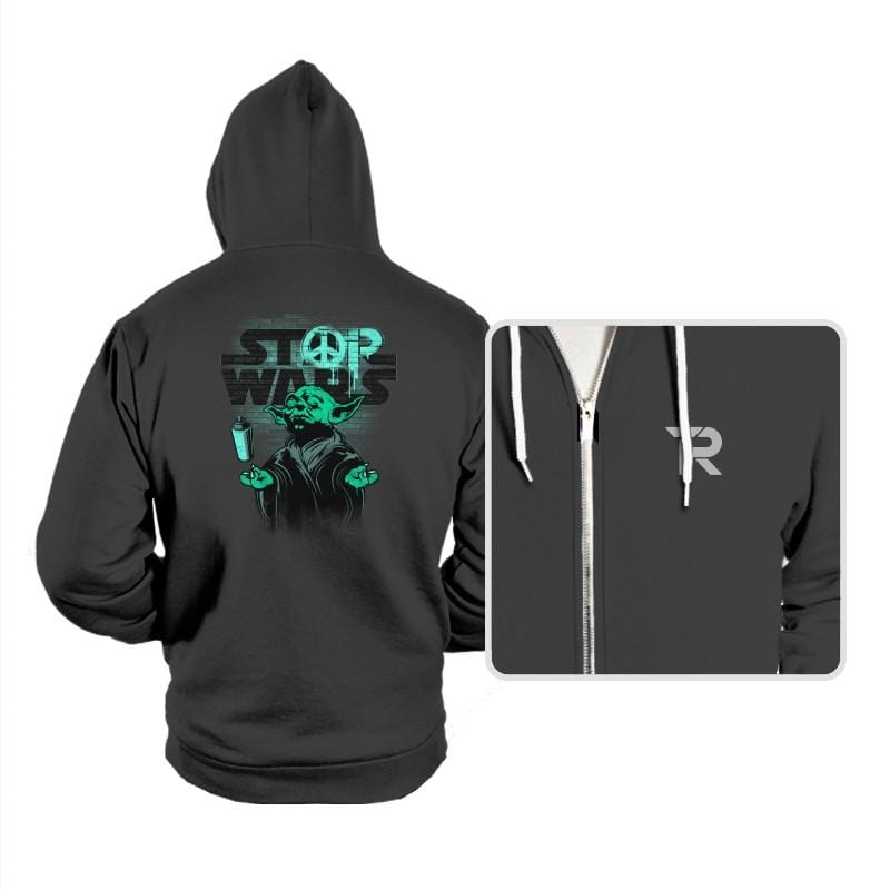 STOP WARS - Hoodies - Hoodies - RIPT Apparel