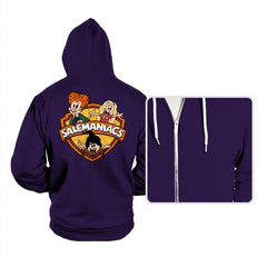 Salemaniacs! - Hoodies - Hoodies - RIPT Apparel