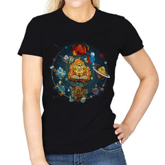 Solar Dice System - Womens - T-Shirts - RIPT Apparel