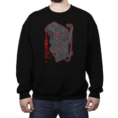 BP GB84 UNE - Crew Neck Sweatshirt - Crew Neck Sweatshirt - RIPT Apparel