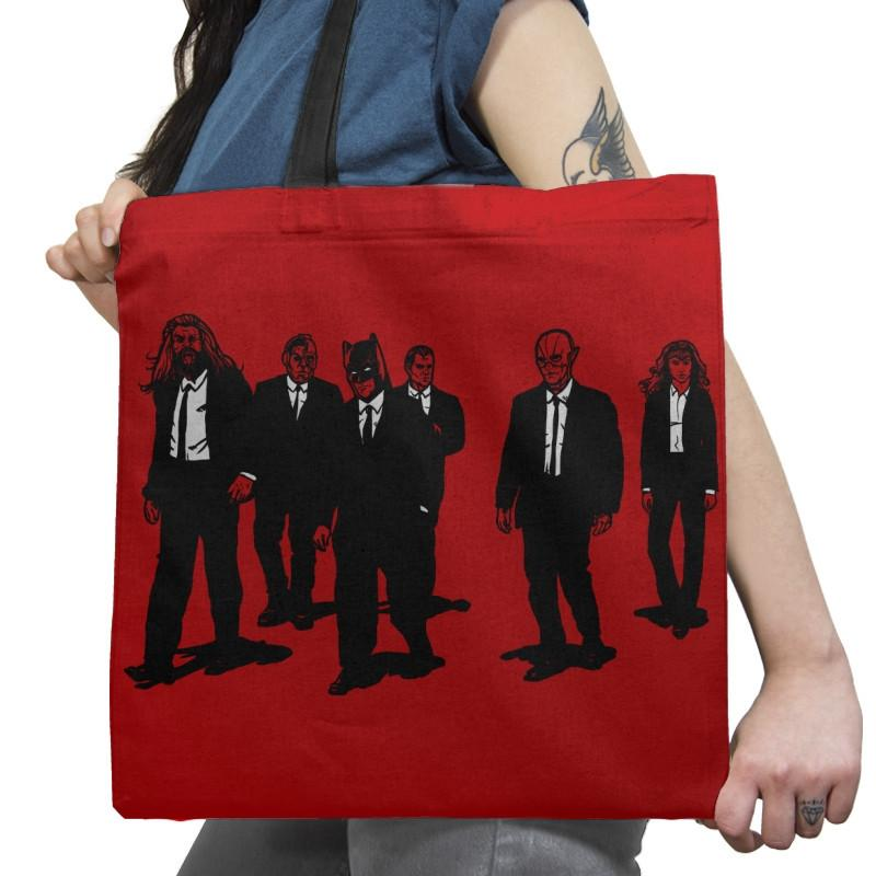 Justice Dogs Exclusive - Wonderful Justice - Tote Bag - Tote Bag - RIPT Apparel