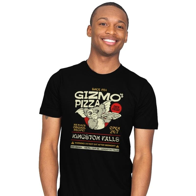 Gizmo's Pizza - Mens - T-Shirts - RIPT Apparel