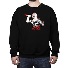 Bloodbath - Crew Neck Sweatshirt - Crew Neck Sweatshirt - RIPT Apparel