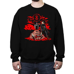 The Hunk of Iron - Crew Neck Sweatshirt - Crew Neck Sweatshirt - RIPT Apparel