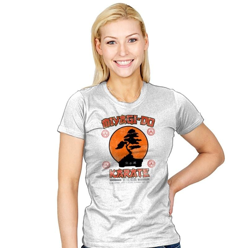 Miyagi do Karate - Womens - T-Shirts - RIPT Apparel