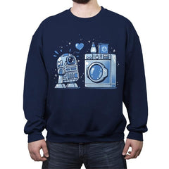 Machine Love - Crew Neck Sweatshirt - Crew Neck Sweatshirt - RIPT Apparel