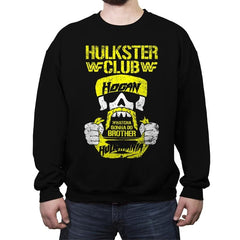 HULKSTER CLUB Exclusive - Crew Neck Sweatshirt - Crew Neck Sweatshirt - RIPT Apparel