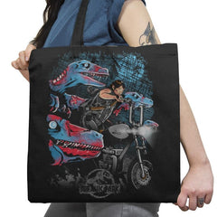 Jurassic Dead Exclusive - Tote Bag - Tote Bag - RIPT Apparel