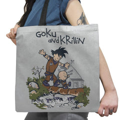 Galvin and Krobbes - Kamehameha Tees - Tote Bag - Tote Bag - RIPT Apparel