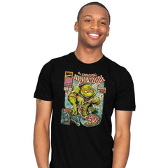 The Amazing Ninja Dude - Mens - T-Shirts - RIPT Apparel