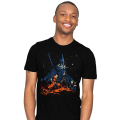 Android Wars - Mens - T-Shirts - RIPT Apparel