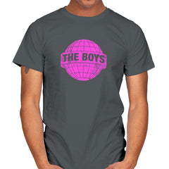 Boys World - Mens - T-Shirts - RIPT Apparel
